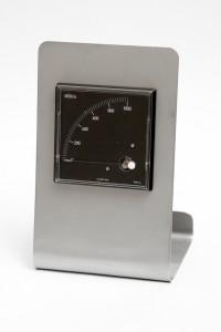 MegaBitMeter fertig eingebaut